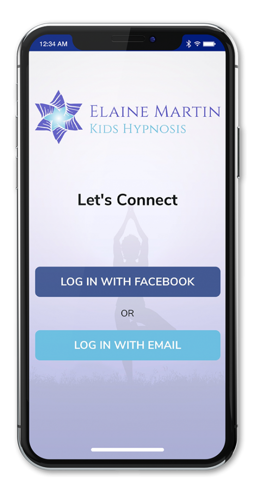 kids hypnosis mobile app